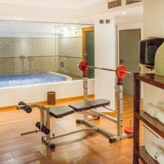 Отель Catalonia Mirador des Port фитнесс-зал фото 2