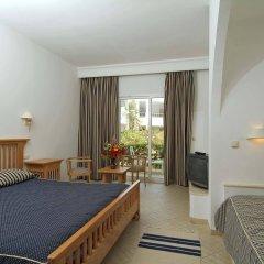 Отель Seabel Rym Beach Djerba Тунис, Мидун - отзывы, цены и фото номеров - забронировать отель Seabel Rym Beach Djerba онлайн комната для гостей фото 2