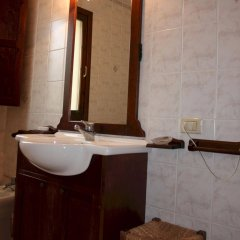 Отель Fattoria Terra e Liberta Сиракуза ванная