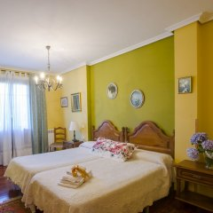 Отель Posada Río Cubas комната для гостей