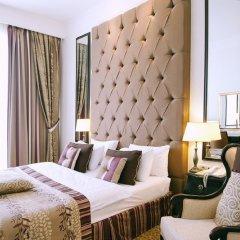 Гостиница Петр I 5* Стандартный номер с двуспальной кроватью фото 8