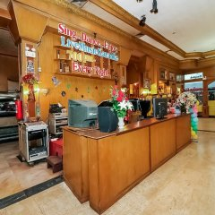 Отель NIDA Rooms Suvananbhumi 37 Shopping Mall интерьер отеля