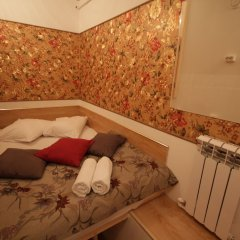 Отель Арт Галактика Москва ванная