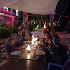 Отель Batuta Maldives Surf View Guest House Мальдивы, Северный атолл Мале - отзывы, цены и фото номеров - забронировать отель Batuta Maldives Surf View Guest House онлайн питание фото 3