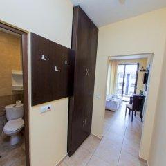 Отель Галерий Суитс ванная фото 2