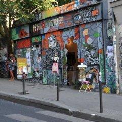 Отель Hôtel & Résidence de la Mare Франция, Париж - отзывы, цены и фото номеров - забронировать отель Hôtel & Résidence de la Mare онлайн развлечения