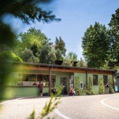 Отель Camping Village Roma парковка