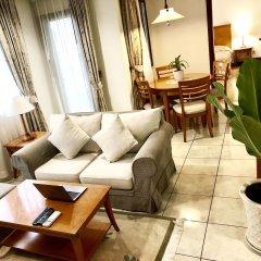 Апартаменты Garden View Court Serviced Apartments комната для гостей