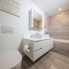 Отель Best Location Yaletown Luxury Suites Канада, Ванкувер - отзывы, цены и фото номеров - забронировать отель Best Location Yaletown Luxury Suites онлайн ванная