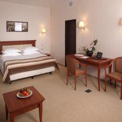 Гостиница Рамада Москва Домодедово Стандартный номер с разными типами кроватей фото 27