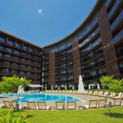 Отель Galeon Residence & SPA Солнечный берег бассейн
