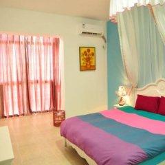 Отель Xiamen Zenguocan Sea Sleep Seaview Villa Китай, Сямынь - отзывы, цены и фото номеров - забронировать отель Xiamen Zenguocan Sea Sleep Seaview Villa онлайн сейф в номере