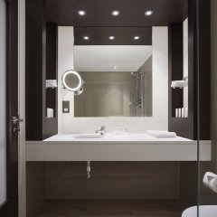 Radisson Blu Hotel, Edinburgh City Centre Эдинбург ванная фото 2