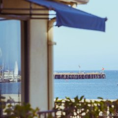 Отель Milo Santa Barbara пляж фото 2