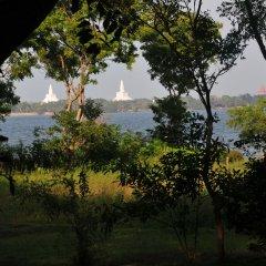 Отель Water's Edge Anuradhapura Шри-Ланка, Анурадхапура - отзывы, цены и фото номеров - забронировать отель Water's Edge Anuradhapura онлайн приотельная территория фото 2