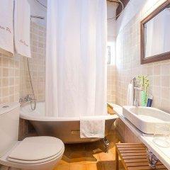Отель Rural Can Partit - Adults Only Испания, Эс-Канар - отзывы, цены и фото номеров - забронировать отель Rural Can Partit - Adults Only онлайн ванная