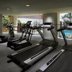 Rendezvous Hotel Singapore фитнесс-зал фото 2