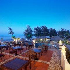 Отель Lanta Cha-Da Beach Resort & Spa Ланта пляж