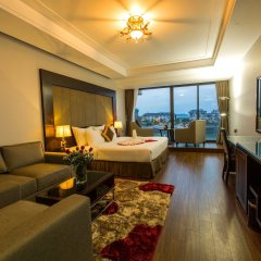 Отель Moon Bay Ha Long комната для гостей фото 2