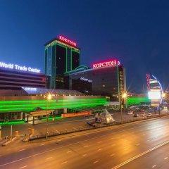 Отель Korston Tower Казань городской автобус
