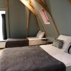 Отель Quentin Zoo Амстердам комната для гостей фото 3