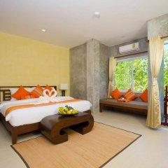 Отель Bans Diving Resort Таиланд, Остров Тау - отзывы, цены и фото номеров - забронировать отель Bans Diving Resort онлайн комната для гостей фото 2