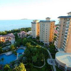 Апартаменты 18 Degrees Blue Holiday Apartment пляж