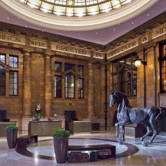 Отель The Principal Manchester интерьер отеля фото 2