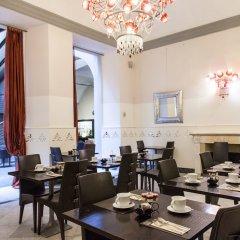 Отель Borghese Palace Art Hotel Италия, Флоренция - 1 отзыв об отеле, цены и фото номеров - забронировать отель Borghese Palace Art Hotel онлайн питание