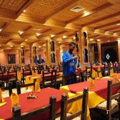 Отель Kasbah Hotel Tombouctou Марокко, Мерзуга - отзывы, цены и фото номеров - забронировать отель Kasbah Hotel Tombouctou онлайн питание