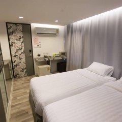 Отель Nantra Ploenchit Бангкок комната для гостей фото 3