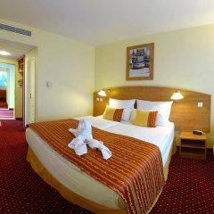Отель Best Western Amedia Praha комната для гостей фото 5