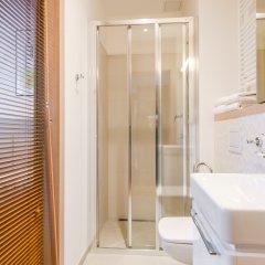 Отель Апарт-отель City Comfort Польша, Варшава - 8 отзывов об отеле, цены и фото номеров - забронировать отель Апарт-отель City Comfort онлайн ванная