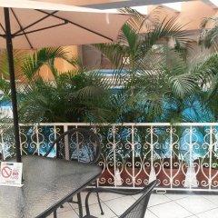 Отель Country Plaza Guadalajara балкон