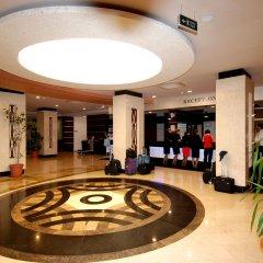 Maya World Belek Турция, Белек - 1 отзыв об отеле, цены и фото номеров - забронировать отель Maya World Belek онлайн интерьер отеля фото 2