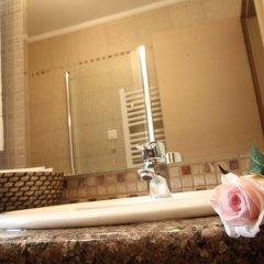 Отель Euro Garni Hotel Сербия, Белград - отзывы, цены и фото номеров - забронировать отель Euro Garni Hotel онлайн ванная