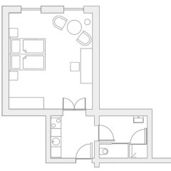 Appartement-Hotel an der Riemergasse бассейн