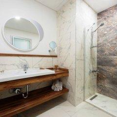 ISG Airport Hotel Турция, Стамбул - 13 отзывов об отеле, цены и фото номеров - забронировать отель ISG Airport Hotel онлайн ванная