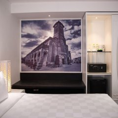 Отель Church Boutique Hotel 58 Hang Gai Вьетнам, Ханой - отзывы, цены и фото номеров - забронировать отель Church Boutique Hotel 58 Hang Gai онлайн сейф в номере
