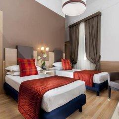Отель Nord Nuova Roma 3* Стандартный номер с различными типами кроватей фото 21