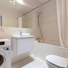 Отель P&O Apartments SOHO Factory Польша, Варшава - отзывы, цены и фото номеров - забронировать отель P&O Apartments SOHO Factory онлайн ванная