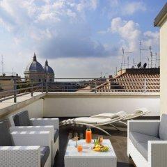 UNA Hotel Roma балкон