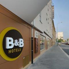 B & B Hotel Prague City вид на фасад фото 2