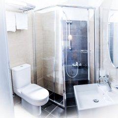 Отель Valentino Hotel Греция, Петалудес - отзывы, цены и фото номеров - забронировать отель Valentino Hotel онлайн ванная