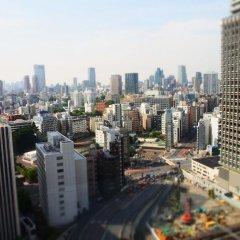 Отель Villa Fontaine Tokyo-Tamachi Япония, Токио - 1 отзыв об отеле, цены и фото номеров - забронировать отель Villa Fontaine Tokyo-Tamachi онлайн фото 2