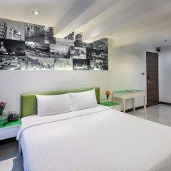 Armoni Hotel Sukhumvit 11 комната для гостей фото 3