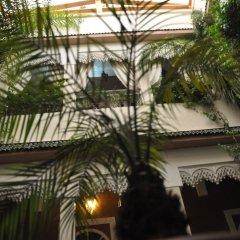 Отель Riad L'Arabesque балкон