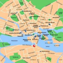 Отель Hilton Stockholm Slussen Швеция, Стокгольм - 9 отзывов об отеле, цены и фото номеров - забронировать отель Hilton Stockholm Slussen онлайн городской автобус