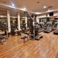 Sunis Evren Beach Resort Hotel & Spa фитнесс-зал фото 2