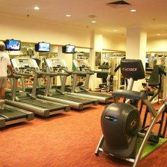 Отель Equatorial Ho Chi Minh City Вьетнам, Хошимин - отзывы, цены и фото номеров - забронировать отель Equatorial Ho Chi Minh City онлайн фитнесс-зал